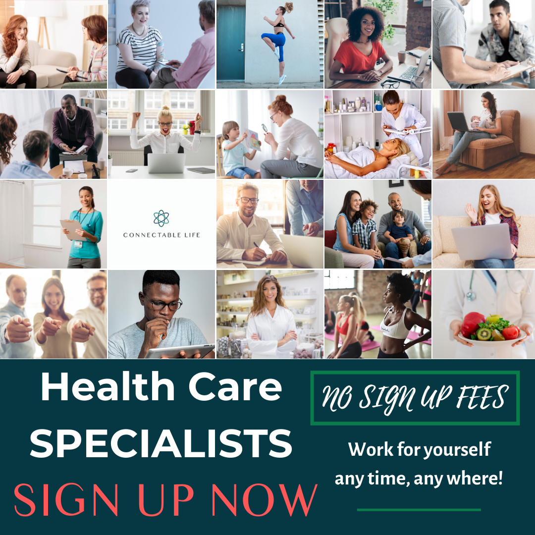 Health Care Specialists Sign Up Now