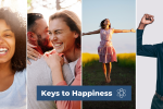 Keys to happiness - Connectable Life