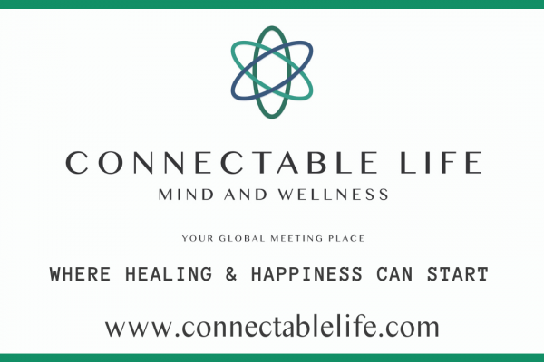Connectable Life- details. Mind, Body, Wellness