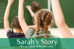 A child bullied by a teacher can harm a life, we are all dealt different cards.
