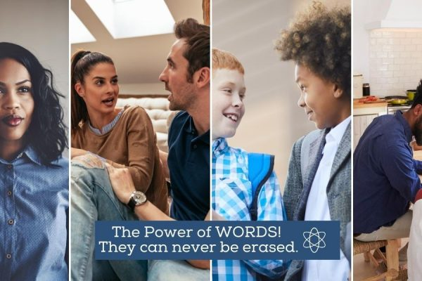 The Power of Words - Connectable Life