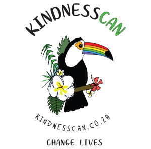 KindnessCan Toucan Logo Connectable Life