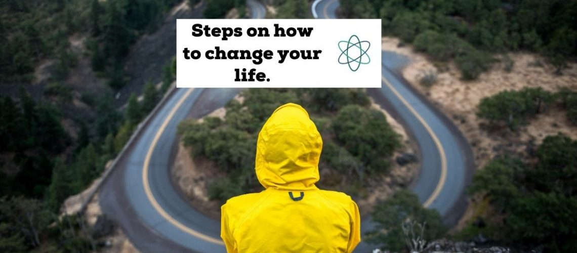Connectable Life - Steps on how to change your life.