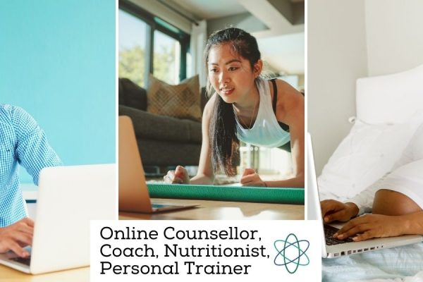 Connectable Life - Online Counsellor, Coach, Nutritionist, Personal Trainer