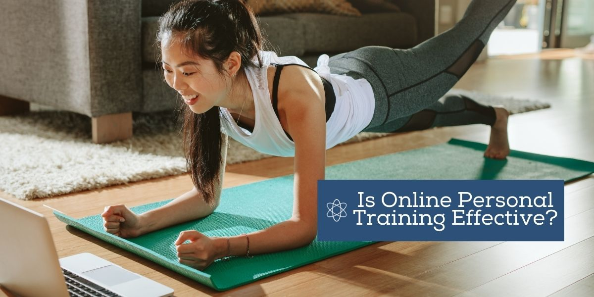 Is Online Personal Training Effective?