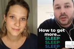 Webinar on how to sleep better