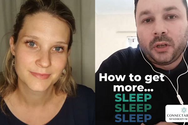 Webinar on how to sleep better