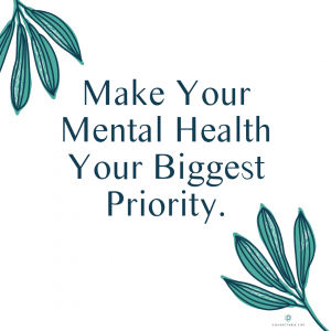Mental Health Quote Connectable Life