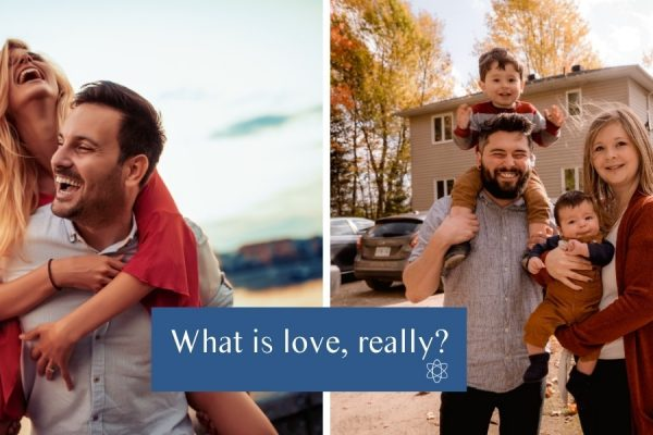 What is love, really? Connectable Life