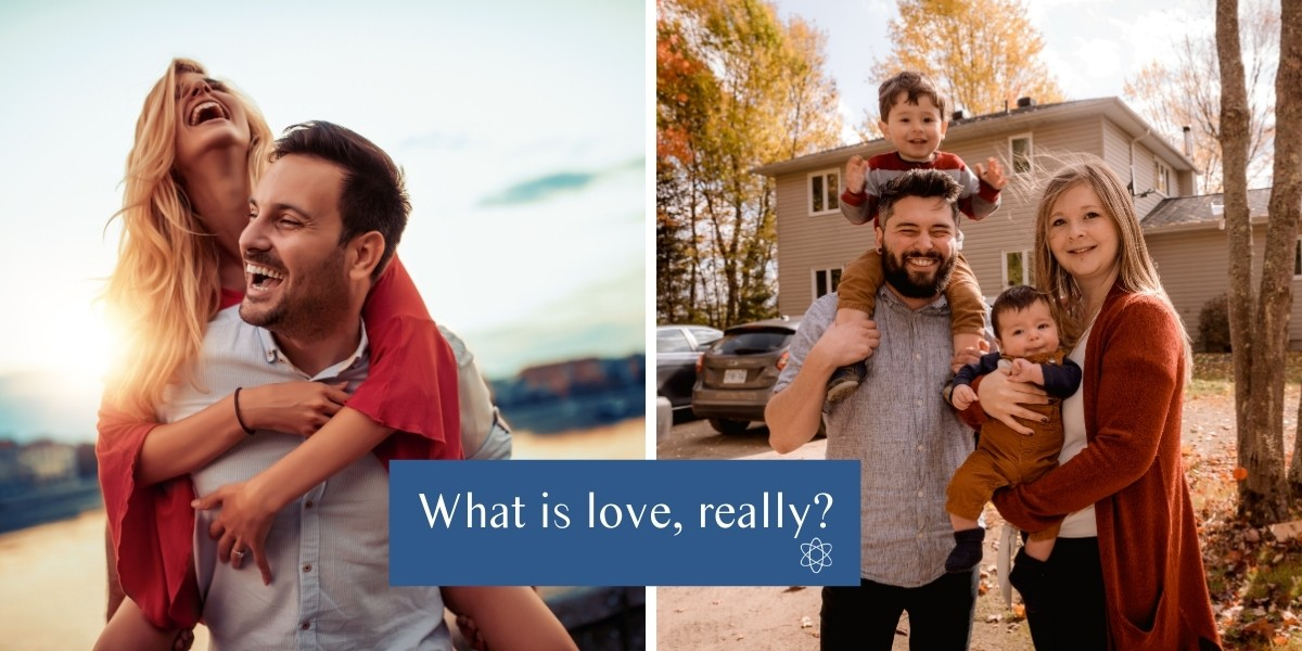 What is love, really?