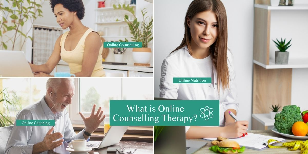 What is Online Counselling Therapy?
