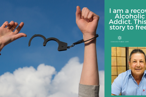 Wayne's addiction Testimony - Connectable Life