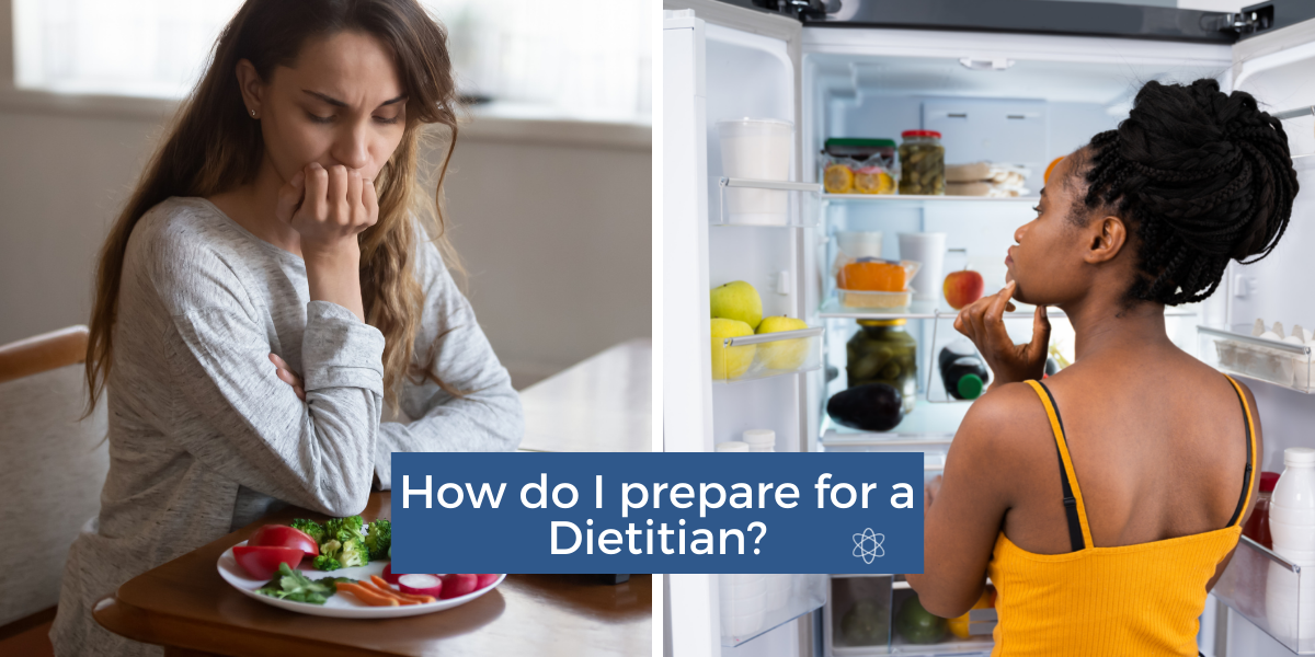 How do I prepare for a Dietitian?