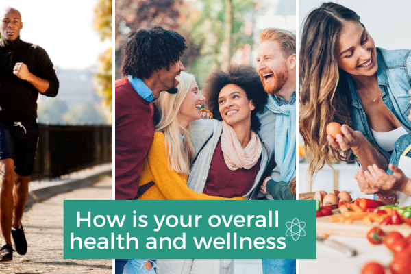 How is your health and wellness - Connectable Life