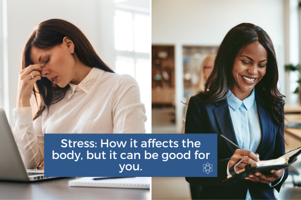 Stress: How it affects the body, but it can be good for you. Connectable Life