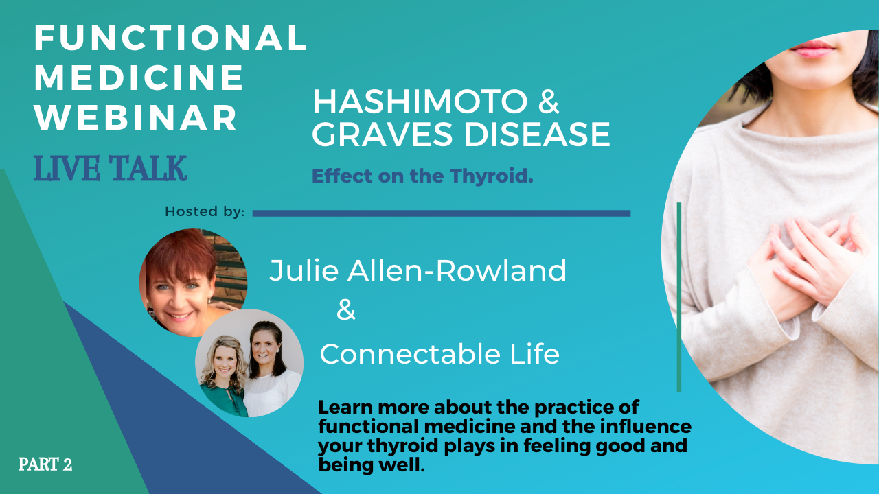 Hashimoto and Graves Disease - Thyroid Part 2